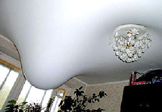 Folia na strop